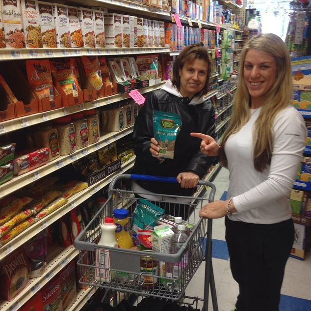Grocery Shopping Tour In NYC with Dr. Laura Miranda