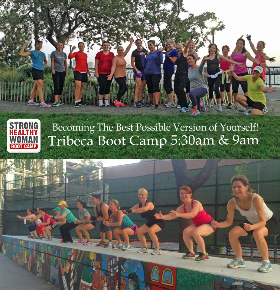 Tribeca Boot Camp for Women