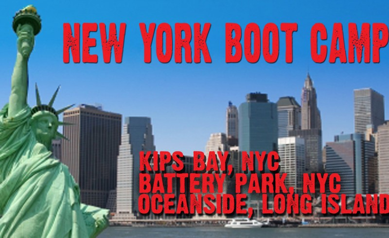 Boot Camp in NYC & Long Island Boot Camp