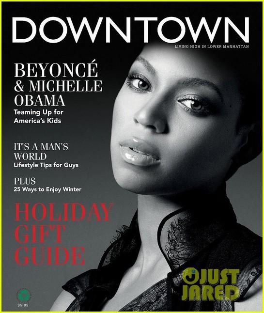 Laura Miranda in Downtown Magazine
