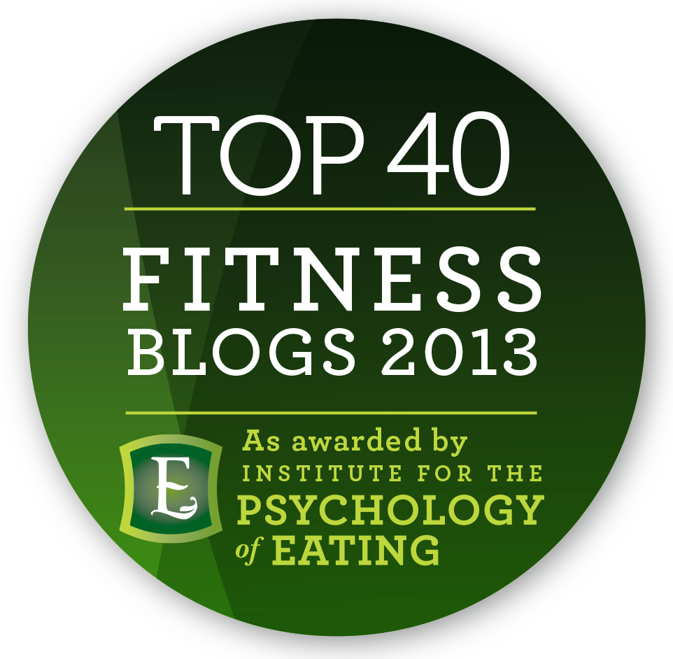 StrongHealthyWoman Voted Top 40 Fitness Blogs