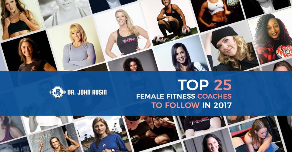 Top 25 Female Coaches - Dr. Laura Miranda