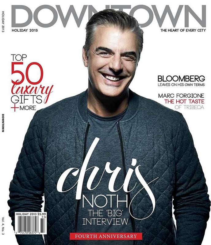 downtown magazine with Laura Miranda NYC Fitness Expert
