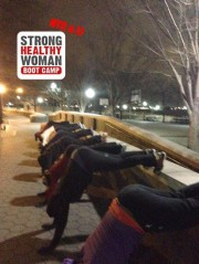 Outdoor Long Island Boot Camp NYC