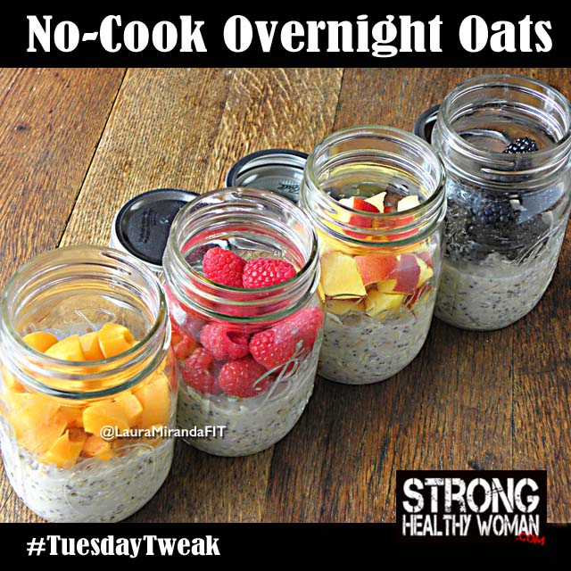 how to cook rolled oats overnight