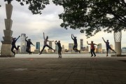 Battery Park NYC Boot Camp