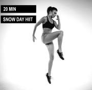 Dr Laura Miranda 20 Min Snow Day HIIT
