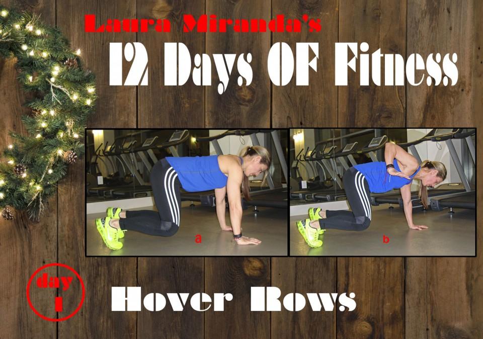12 Days of Fitness with Laura Miranda