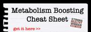 Metabolism Boosting Cheat Sheet (tribeca boot camp success tool)
