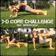 3D Core Challenge for women