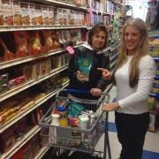 Dr. Laura Miranda Grocery Shopping Tour