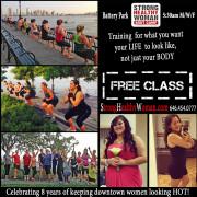 Dr Laura Mirandas Strong Healthy Woman Boot Camp NYC