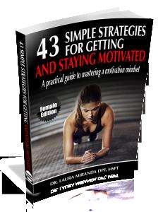 Dr Laura Miranda's book - 43 Simple Strategies